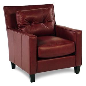 Broyhill Furniture Affinity Leather Accent Chair