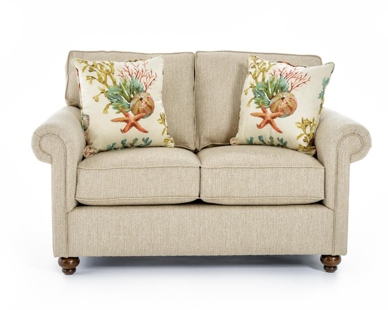 Broyhill Furniture Judd Loveseat - Item Number: 4262-1