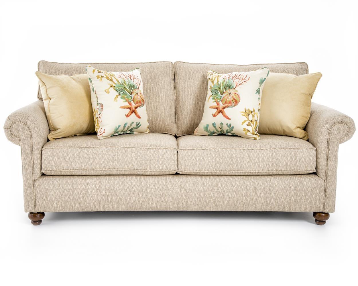 Broyhill Furniture Judd Sofa - Item Number: 4262-3-4190-08