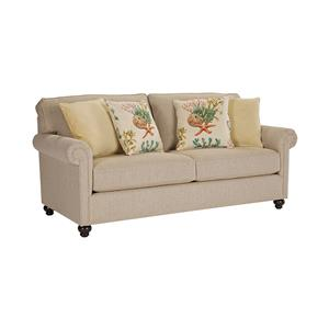 Broyhill Furniture Judd Queen Air Dream Sleeper Sofa