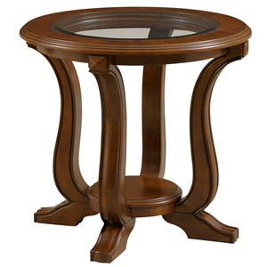 Broyhill Furniture Lana Round End Table