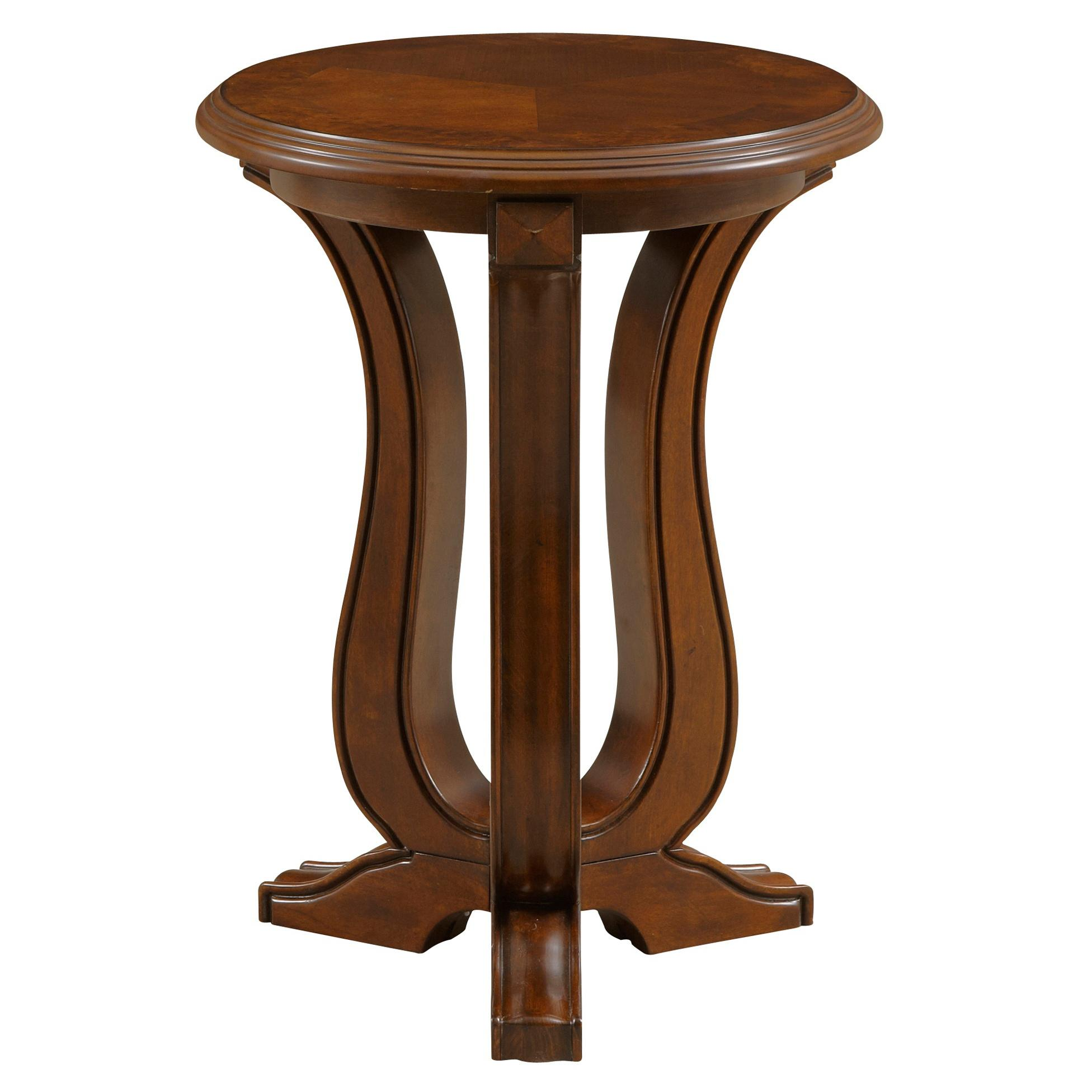 Broyhill Furniture Lana Round Chairside Table - Item Number: 3459-004