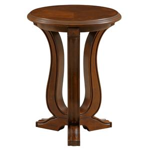 Broyhill Furniture Lana Round Chairside Table