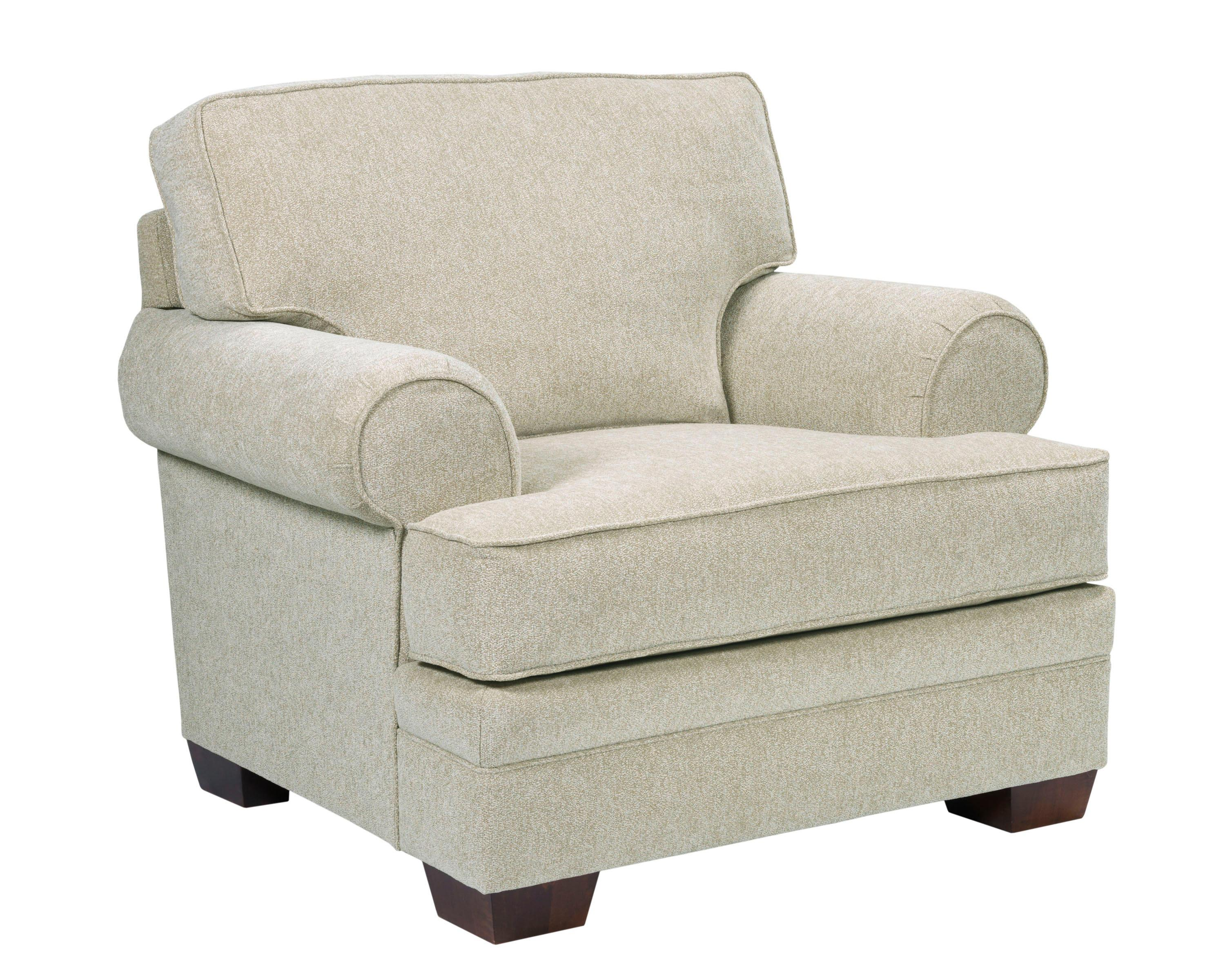 Broyhill Furniture Landon Transitional Upholstered Chair - Item Number: 6608-0