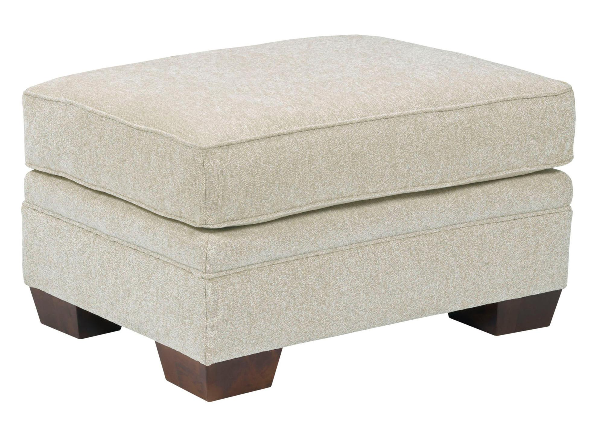 Broyhill Furniture Landon Transitional Ottoman - Item Number: 6608-5