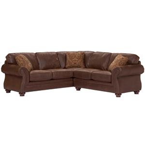 Broyhill Furniture Laramie Sectional Sofa