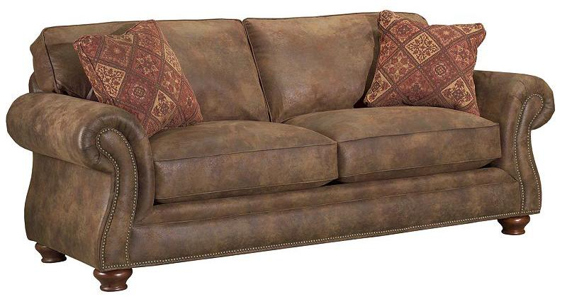 Broyhill Furniture Laramie Sofa Sleeper - Item Number: 5081-7-7591-85