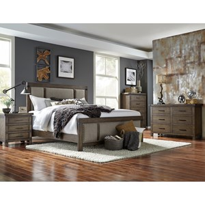 Broyhill Furniture Larimer Square Queen Bedroom Group