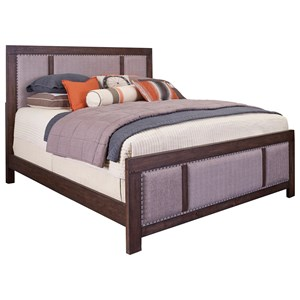 Broyhill Furniture Larimer Square Queen Upholstered Bed