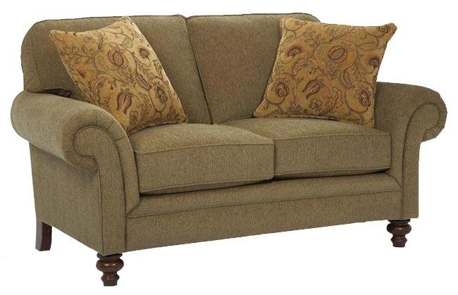 Broyhill Furniture Larissa Upholstered Love Seat - Item Number: 6112-1-7902-26