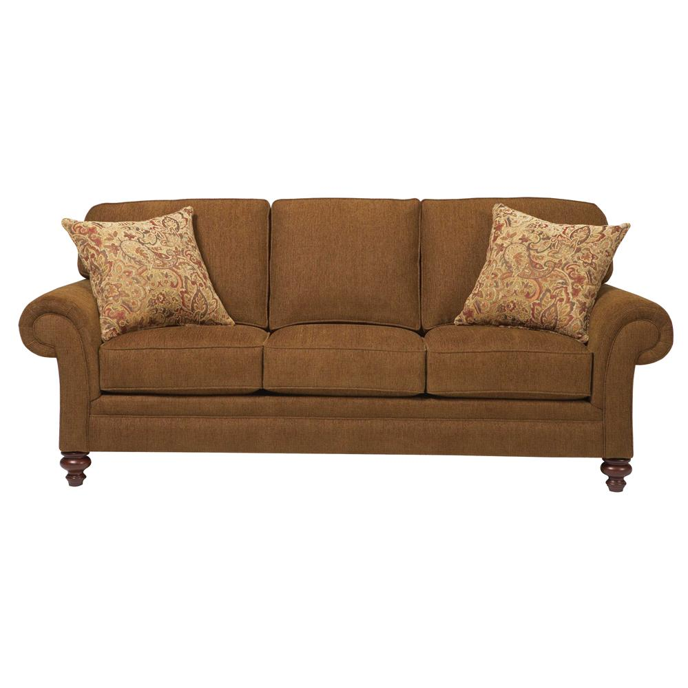 Broyhill Furniture Larissa Upholstered Sofa - Item Number: 6112-3