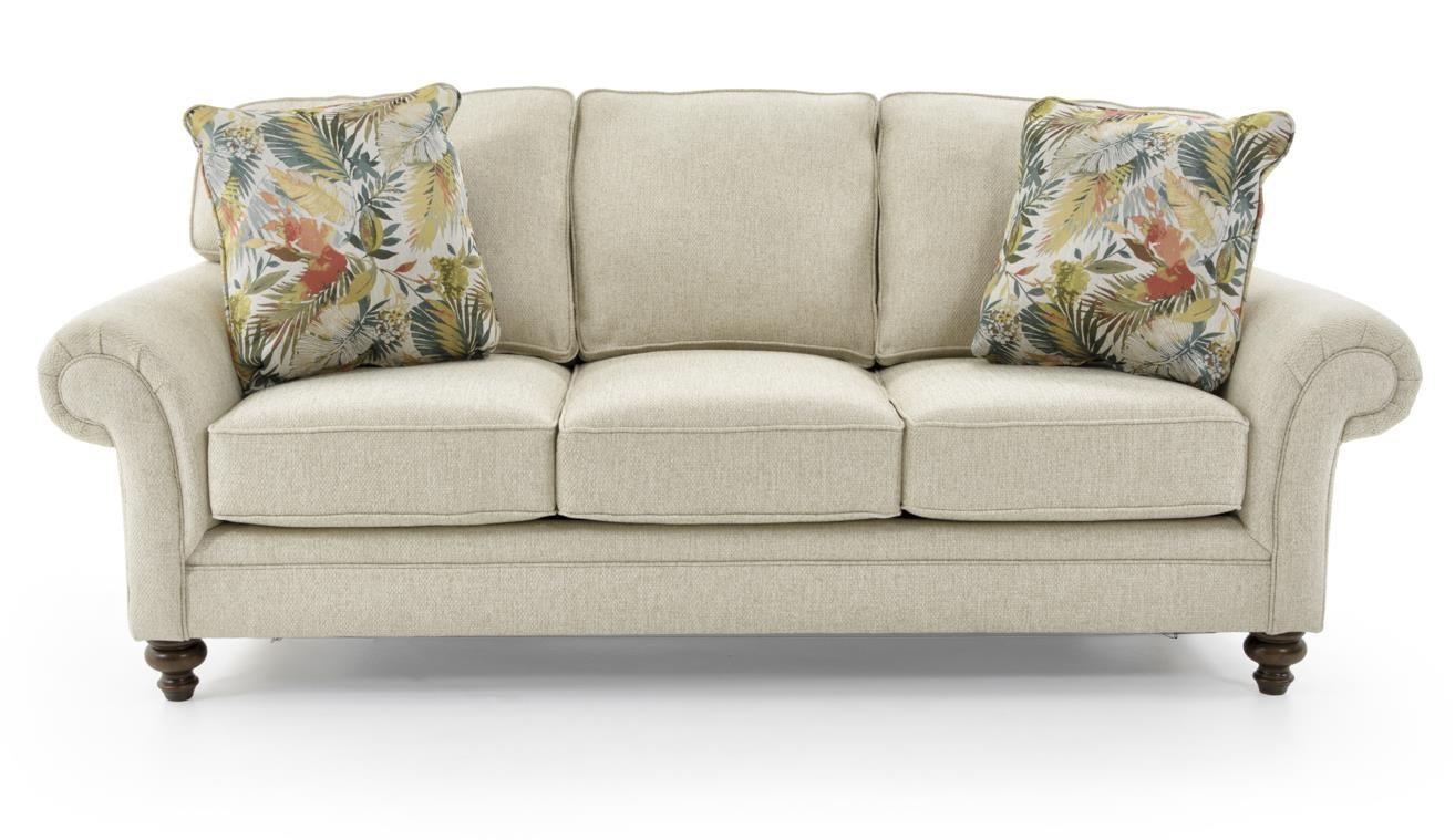 Broyhill Furniture Larissa Queen Sleeper - Item Number: 6112-7 4666-92