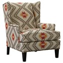 Broyhill Furniture Lauren Upholstered Chair - Item Number: 9039-0-4887-65