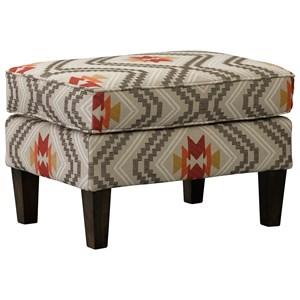 Broyhill Furniture Lauren Chair Ottoman