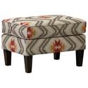 Broyhill Furniture Lauren Chair Ottoman - Item Number: 9039-5-4887-65