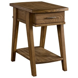 Broyhill Furniture Lawson Chairside Table
