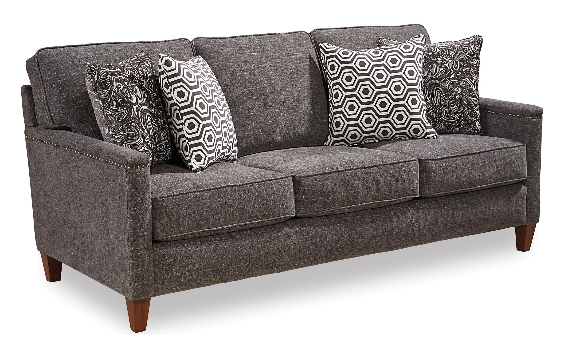 Broyhill Furniture Lawson Sofa - Item Number: 4254-3-4202-97