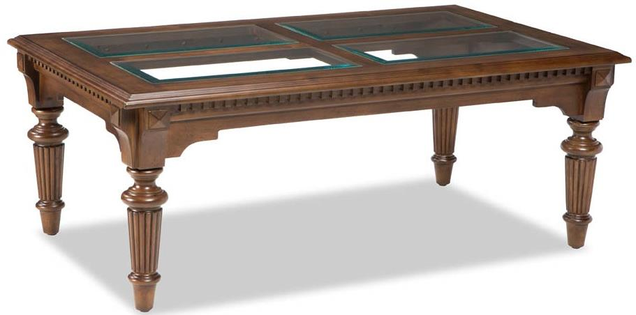 Broyhill Furniture Lyla Rectangle Cocktail - Item Number: 4912-001