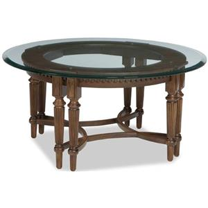 Broyhill Furniture Lyla Round Cocktail Table