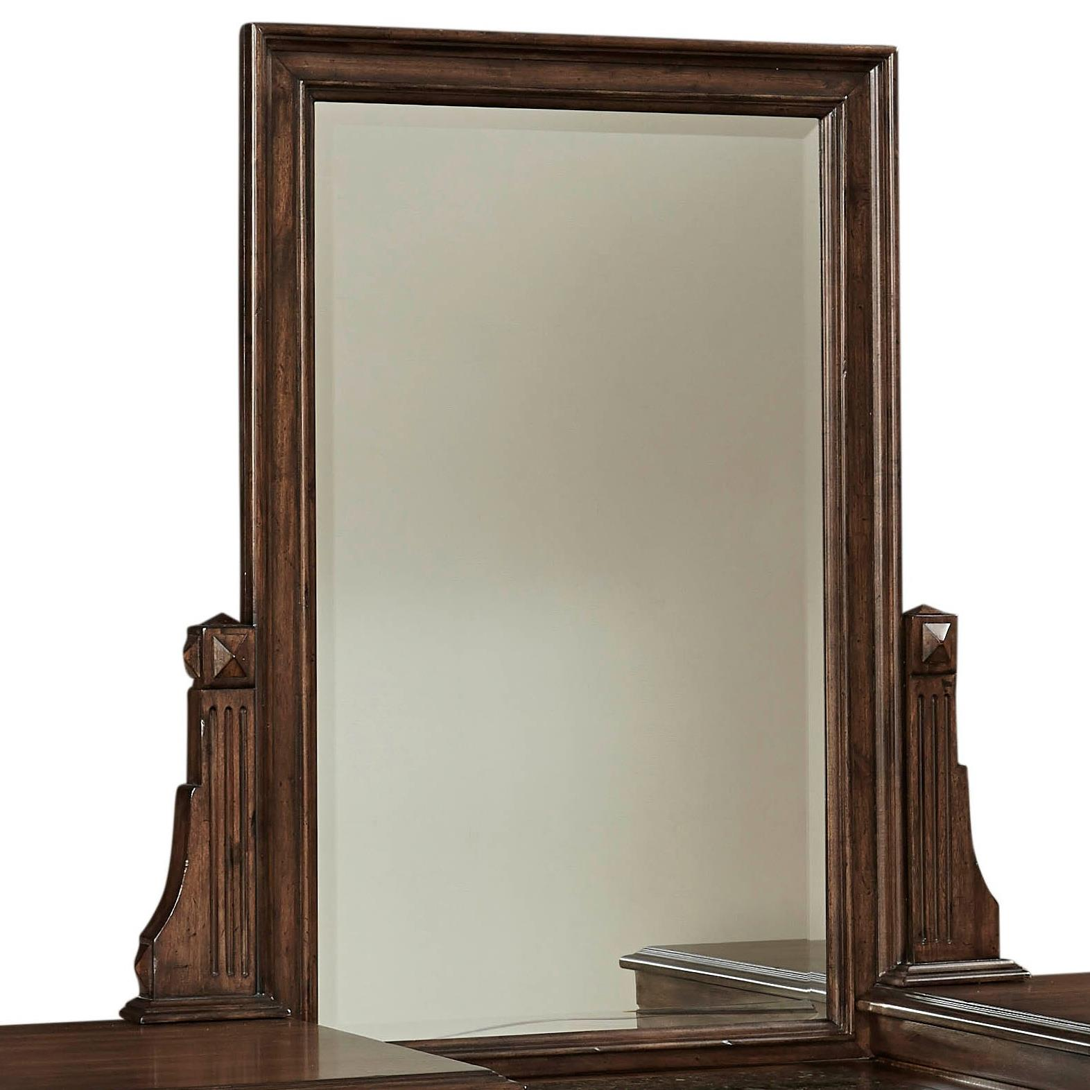 Broyhill Furniture Lyla Vanity Mirror - Item Number: 4912-221