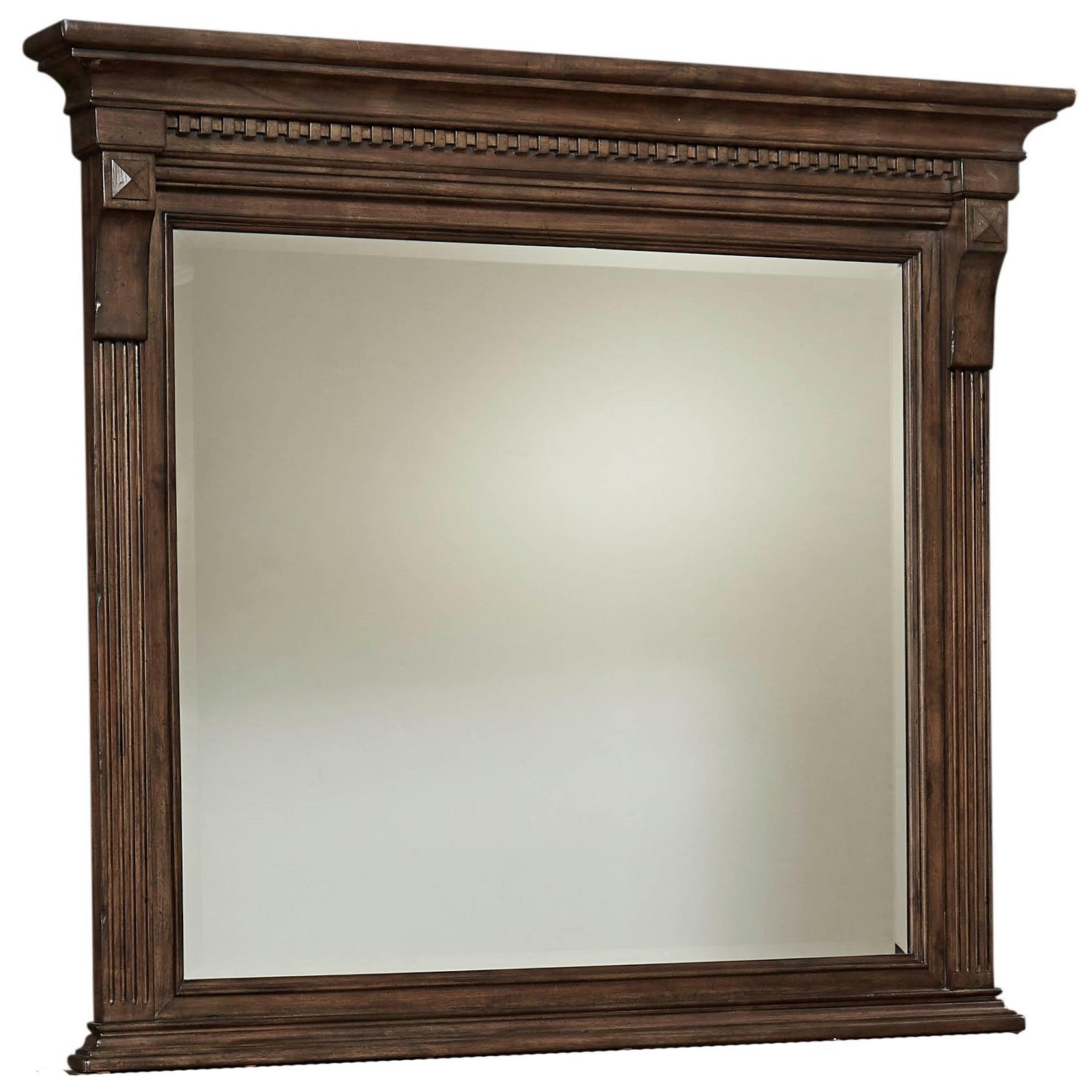 Broyhill Furniture Lyla Landscape Dresser Mirror - Item Number: 4912-236