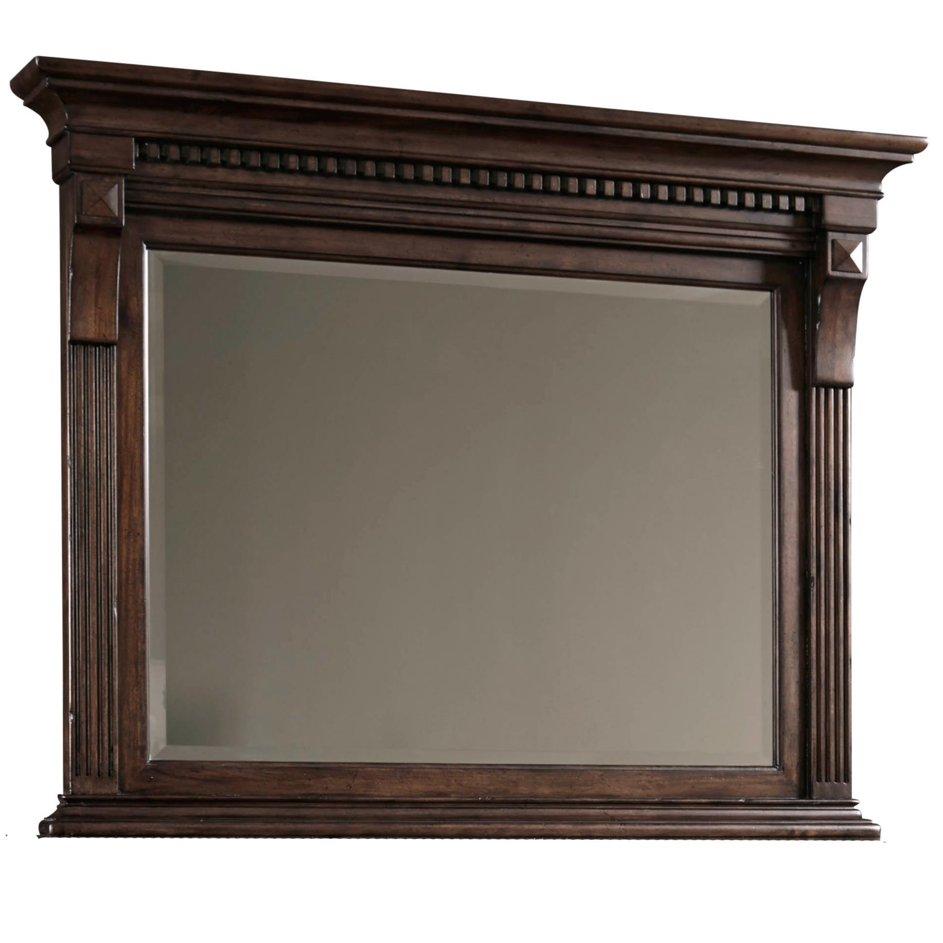 Broyhill Furniture Lyla Chesser Mirror - Item Number: 4912-237