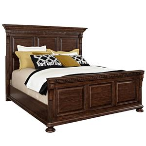 Broyhill Furniture Lyla Queen Panel Bed