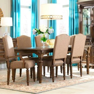 Broyhill Furniture Lyla 7 Piece Table and Chair Set