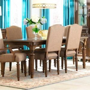 Broyhill Furniture Lyla Leg Table