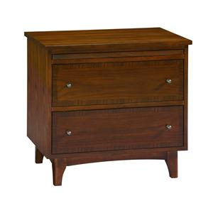 Broyhill Furniture Mardella 2 Drawer Nightstand