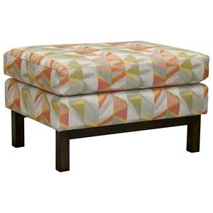 Broyhill Furniture McCready Ottoman