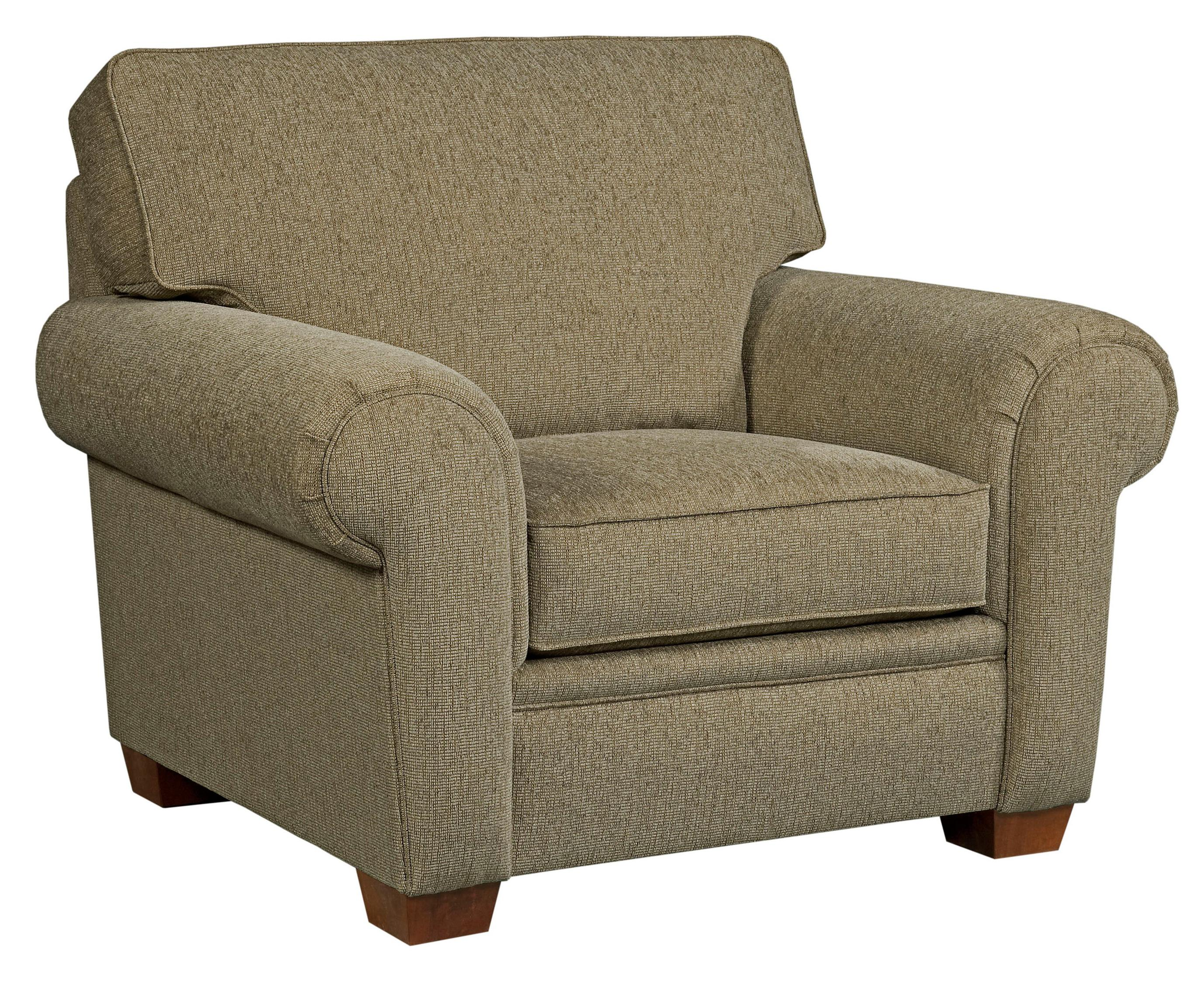 Broyhill Furniture Miller Casual Chair and a Half - Item Number: 5300-0