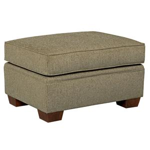 Broyhill Furniture Miller Casual Ottoman