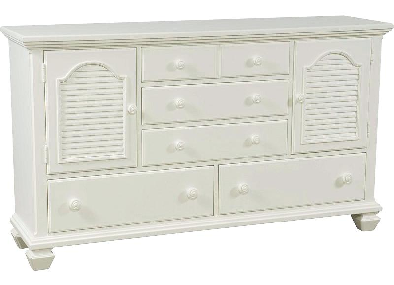 Broyhill Furniture Mirren Harbor Door Dresser - Item Number: 4024-232
