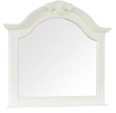Broyhill Furniture Mirren Harbor Arched Dresser Mirror - Item Number: 4024-236