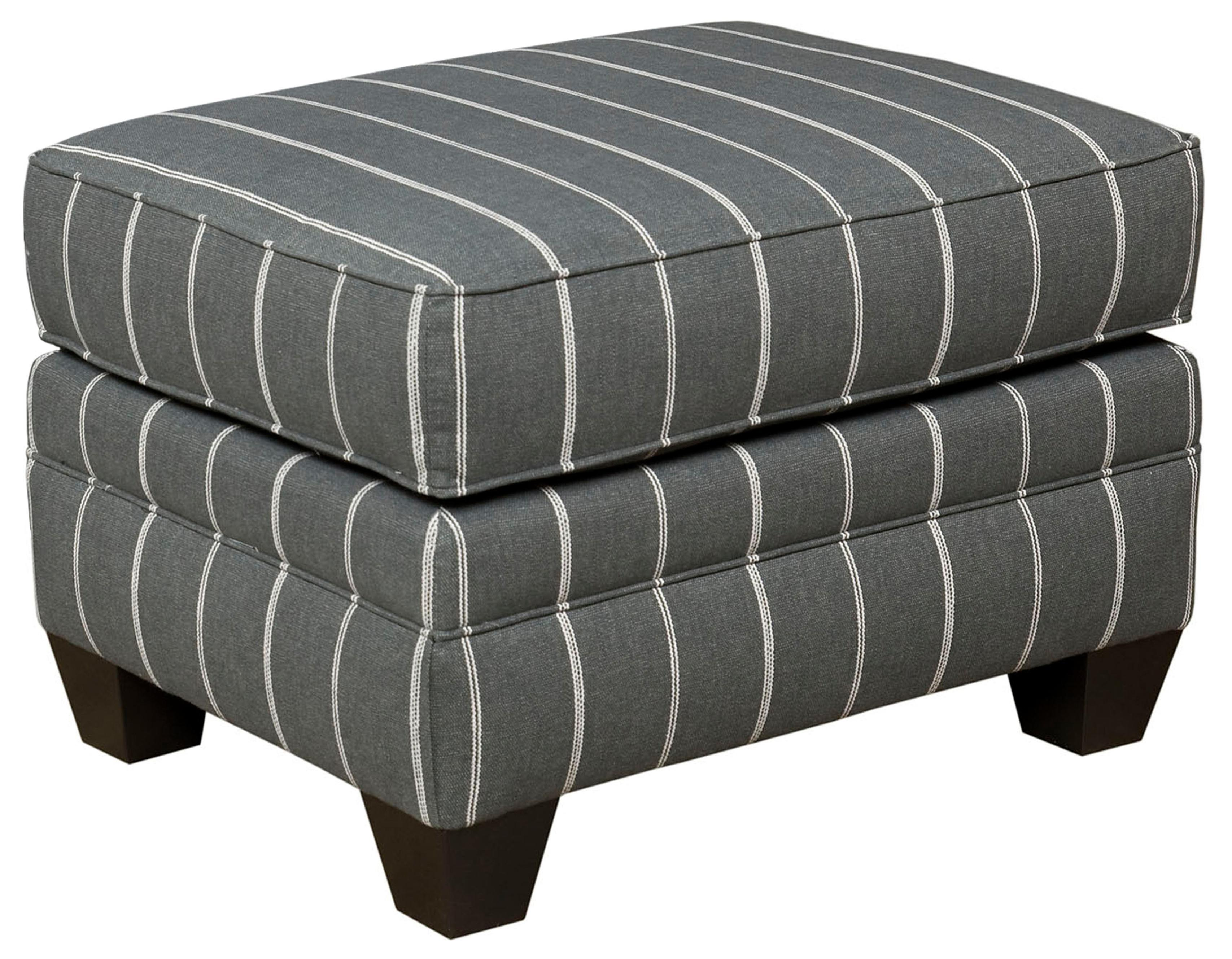 Broyhill Furniture Monica Ottoman - Item Number: 3678-5