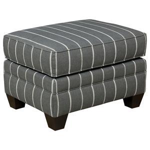 Broyhill Furniture Monica Ottoman
