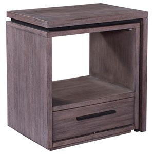 Broyhill Furniture Moreland Ave Shelter Nightstand