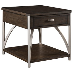 Broyhill Furniture Nash End Table