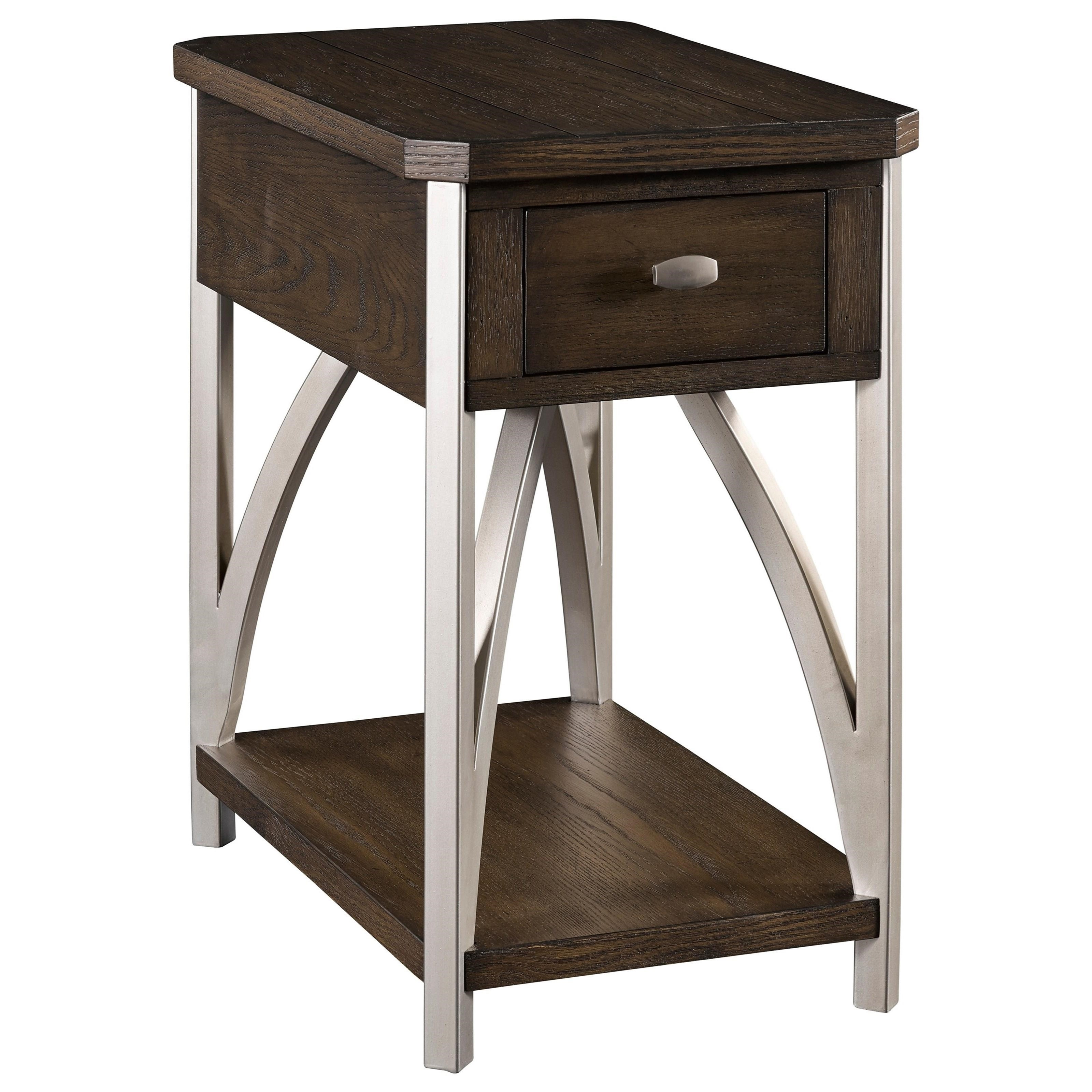Broyhill Furniture Nash Chairside Table Item Number 3125 004