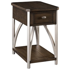 Broyhill Furniture Nash Chairside Table