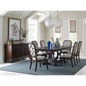 Broyhill Furniture New Charleston Formal Dining Room Group - Item Number: 4549 Dining Room Group 1