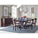 Broyhill Furniture New Charleston Formal Dining Room Group - Item Number: 4549 Dining Room Group 2