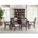 Broyhill Furniture New Charleston Formal Dining Room Group - Item Number: 4549 Dining Room Group 4