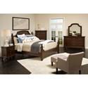 Broyhill Furniture New Charleston King Bedroom Group - Item Number: 4549 K Bedroom Group 2
