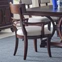 Broyhill Furniture New Charleston Arm Chair - Item Number: 4549-580