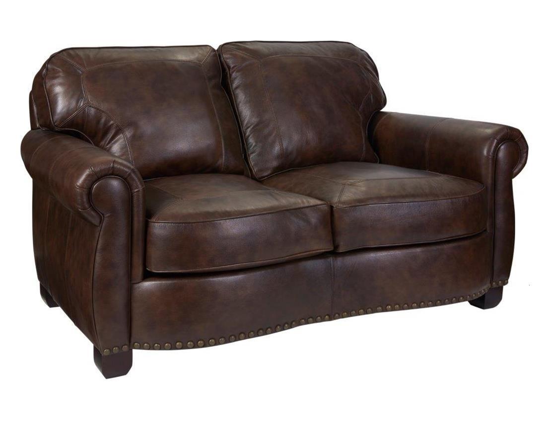 Broyhill Furniture New Vintage Loveseat - Item Number: L4258-1-0063-89