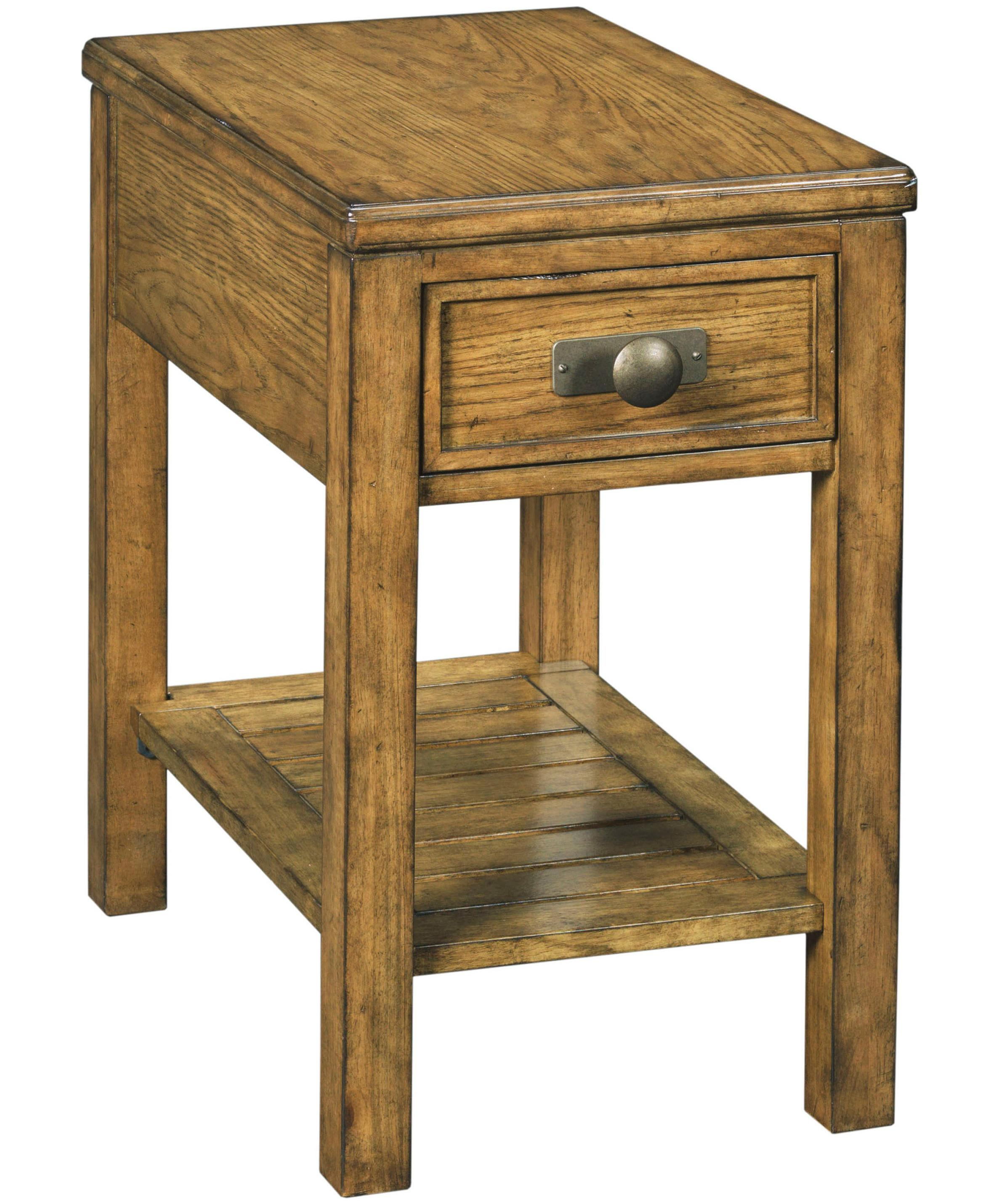 Broyhill Furniture New Vintage Chairside End Table - Item Number: 4808-004