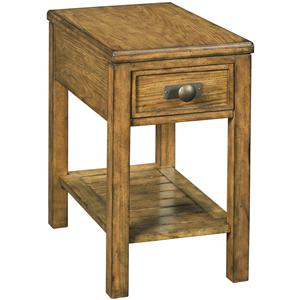 Broyhill Furniture New Vintage Chairside End Table