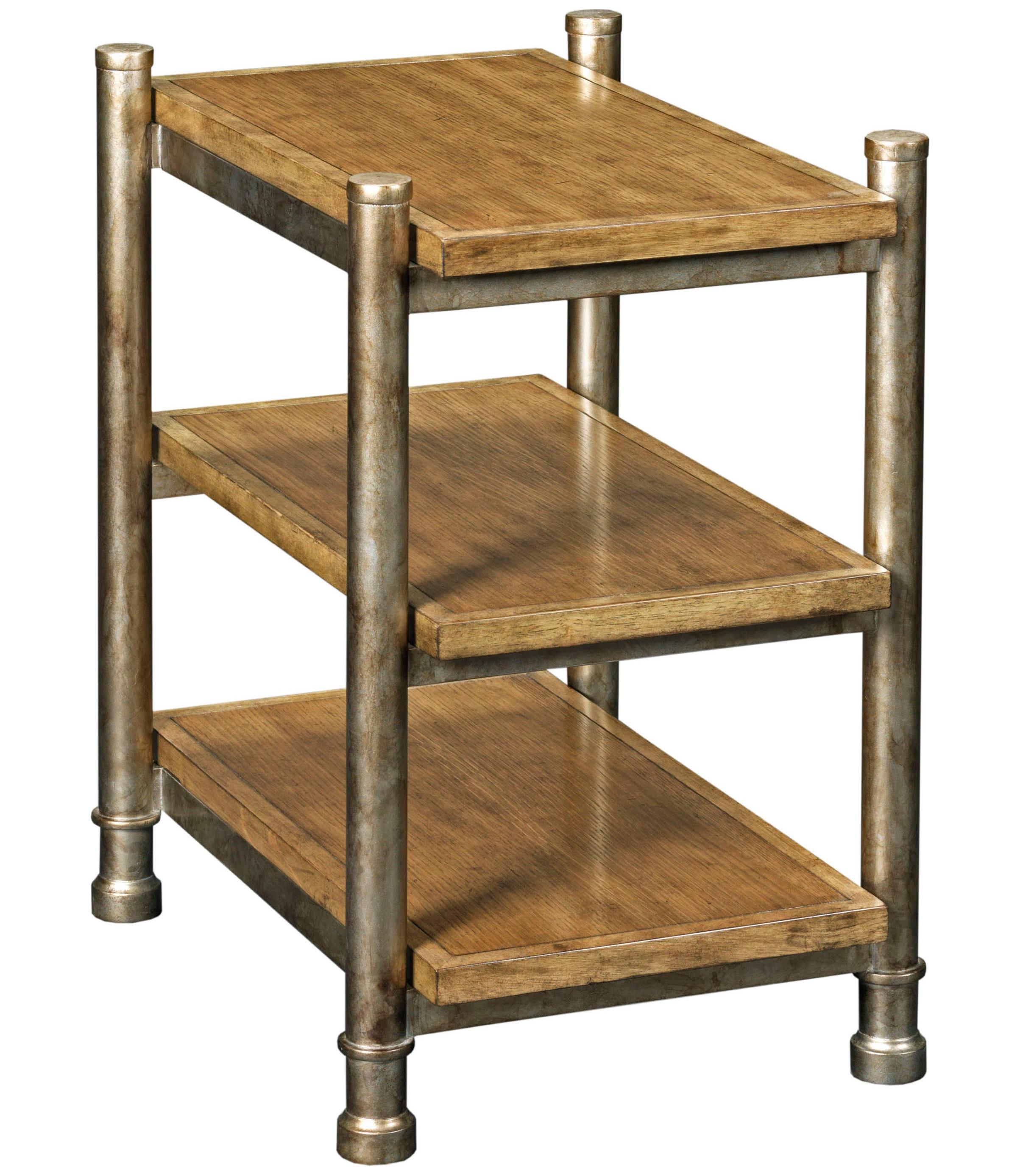 Broyhill Furniture New Vintage Shelf End Table - Item Number: 4808-006